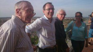 Jean-Louis, Dario Mantovani et Michael H. Crawford