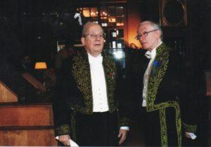 Claude Nicolet et Jean-Louis Ferrary